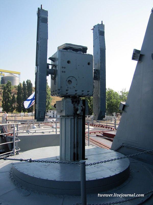 Гвардейский ракетный крейсер Москва (27 фотографий), photo:3