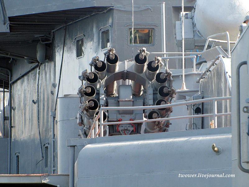 Гвардейский ракетный крейсер Москва (27 фотографий), photo:18