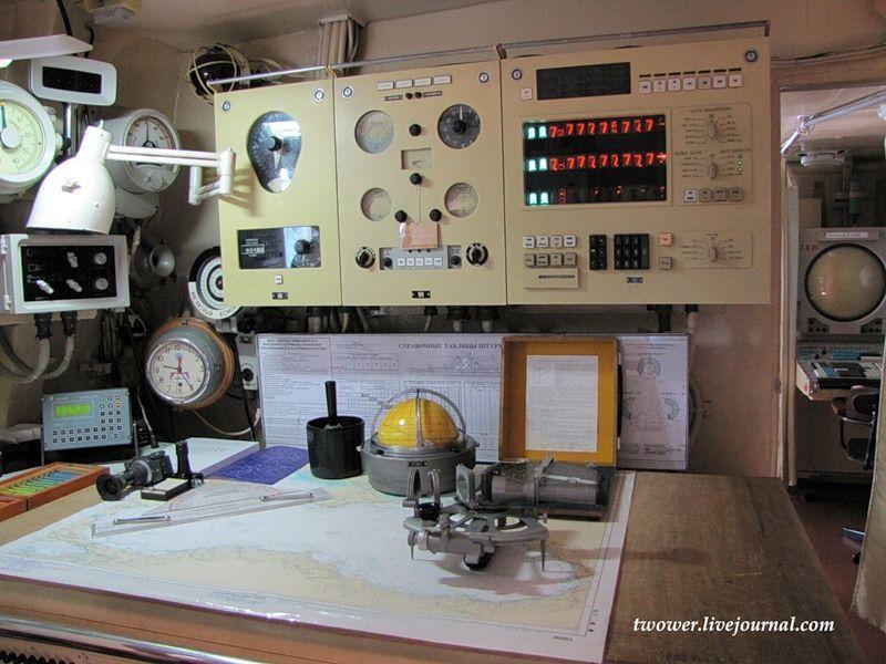 Гвардейский ракетный крейсер Москва (27 фотографий), photo:20