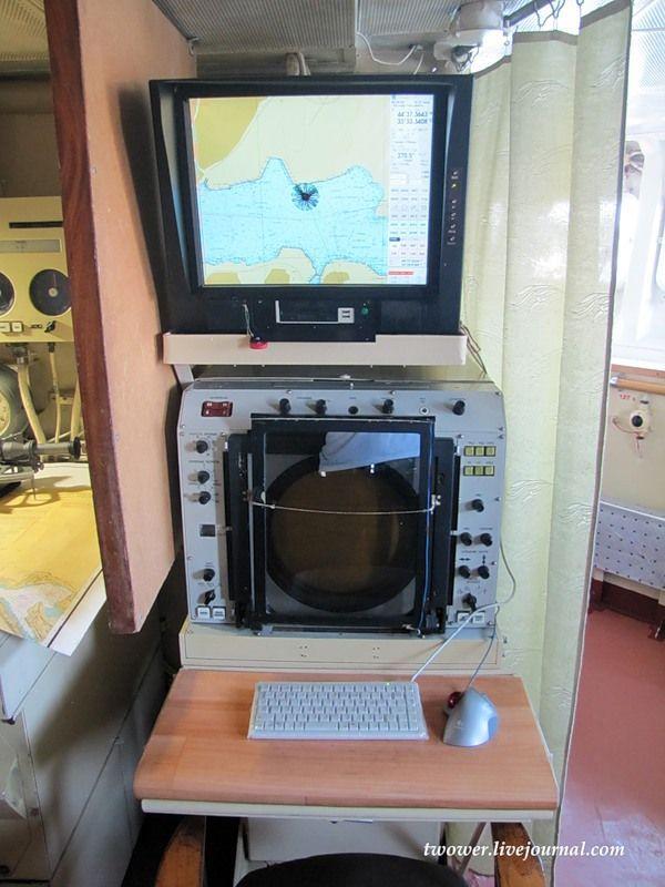 Гвардейский ракетный крейсер Москва (27 фотографий), photo:23