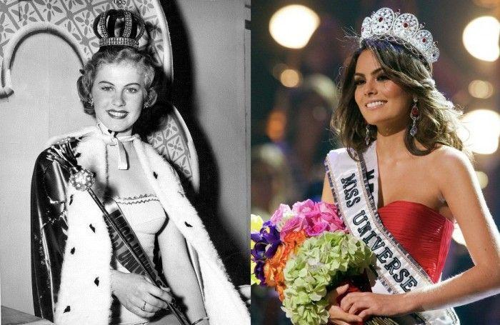 Все победительницы конкурса «Мисс Вселенная» (60 фото)