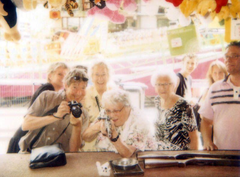 Риа в тире год за годом (31 фото)