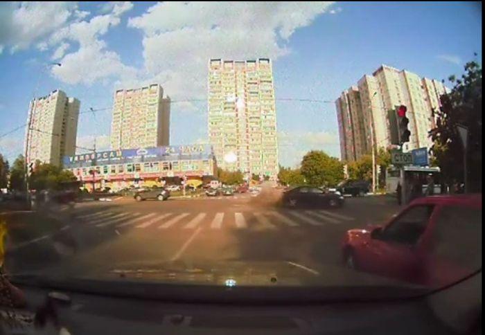 Авария дня часть 270 (фото+видео)