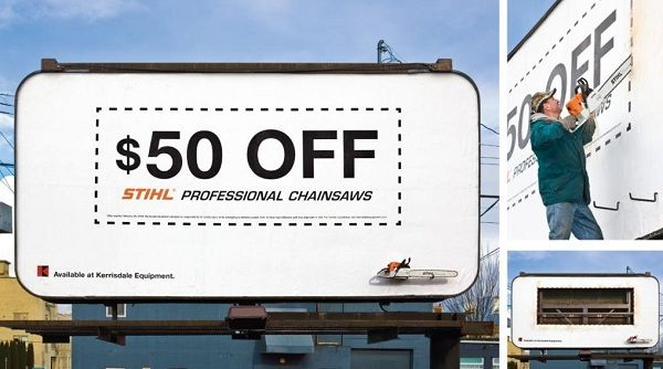 Реклама, которая работает (21 фото)