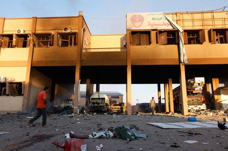 tripoli15 После захвата Триполи