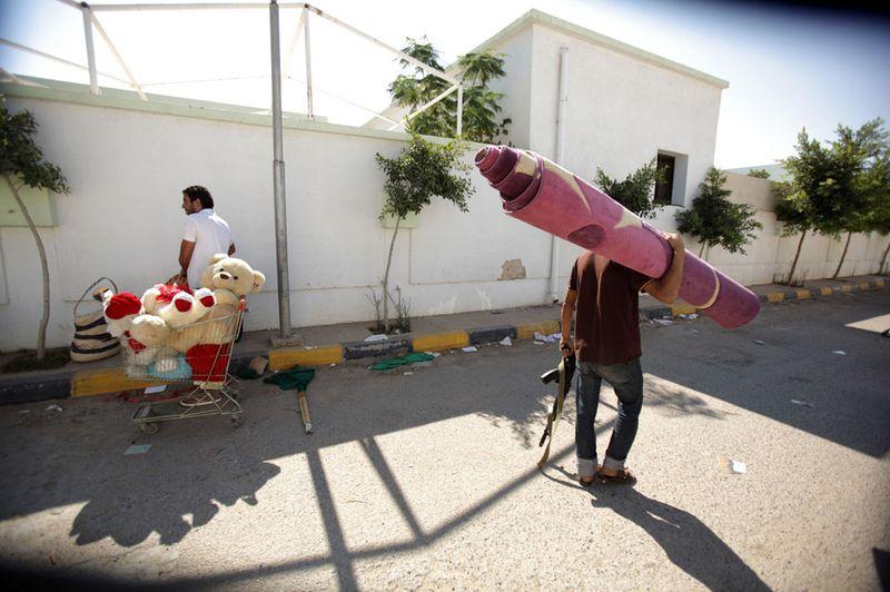 tripoli18 После захвата Триполи