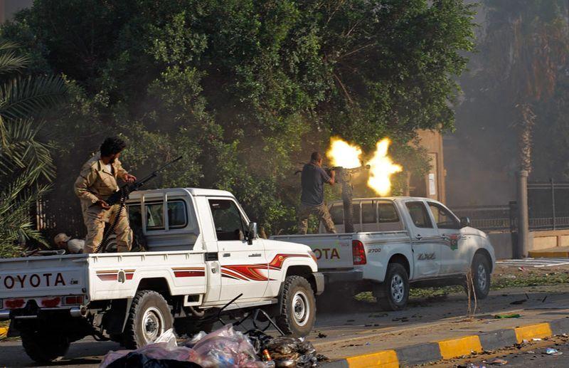 tripoli28 После захвата Триполи