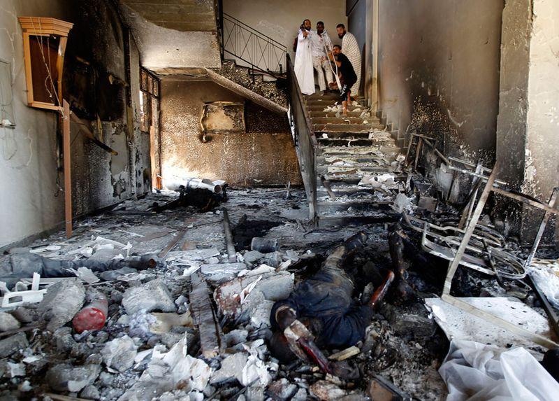 tripoli32 После захвата Триполи