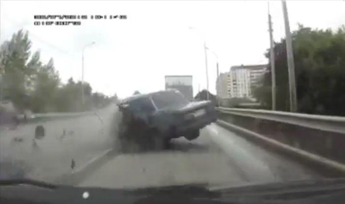 Авария дня часть 668 (фото+видео)