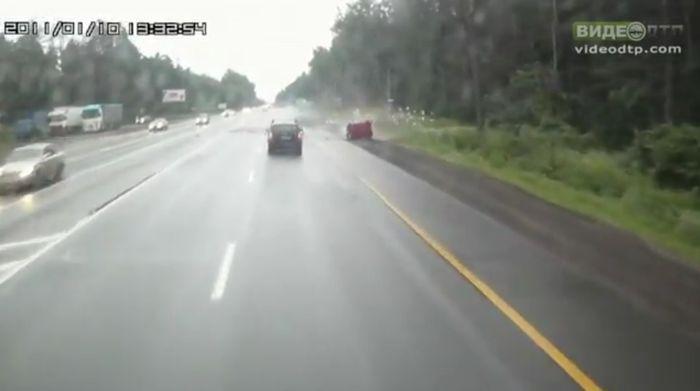 Авария дня часть 669 (фото+видео)