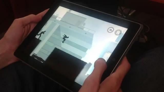 Vector - игра про паркур (видео)