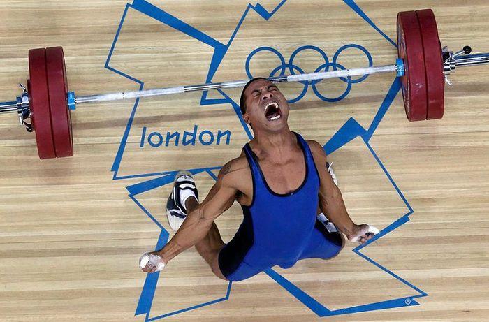 Лучшие фотографии третьего дня олимпийских соревнований в Лондоне (29 фото)