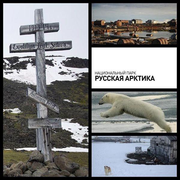 Русская Арктика (15 фото)