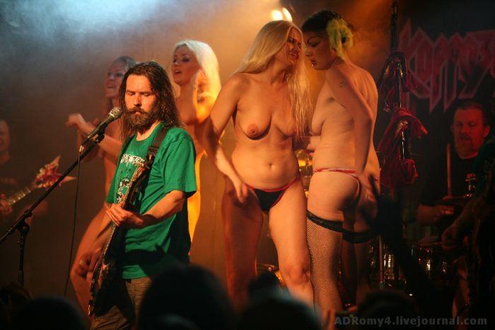 Секс шоу коррозия металла — pic 14