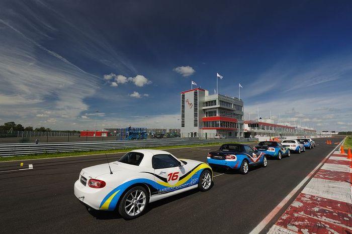 Этап гонки Mazda Sport Cup 2012 (39 фото)