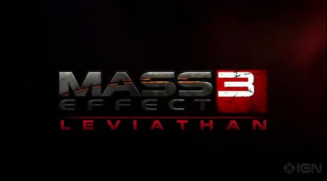 Анонсировано дополнение Mass Effect 3: Leviathan (видео)