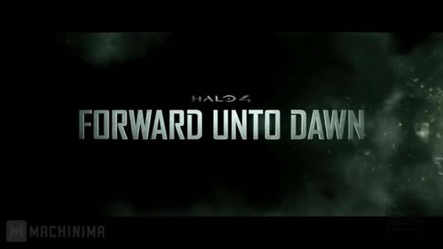 Видео о съемках фильма Halo 4: Forward Unto Dawn (видео)