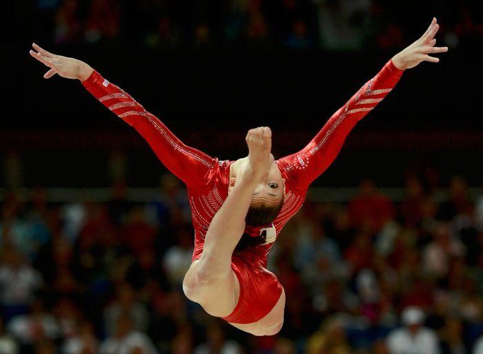 Фотографии с Олимпийских игр (55 фото)