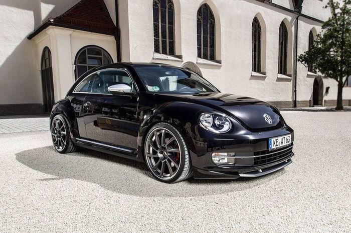 Volkswagen Beetle от ателье ABT Sportsline (5 фото)
