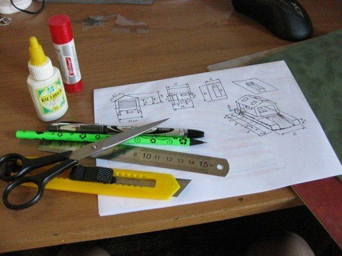 Строим гараж для Мерседеса своими руками (30 фото)