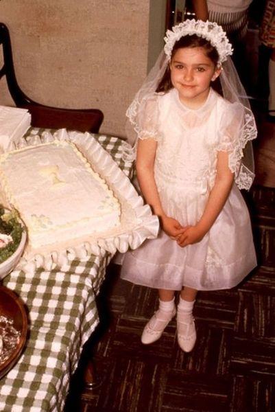 Мадонна: История в фотографиях (30 фото)