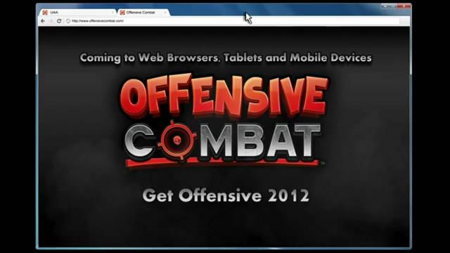 Трейлер и скриншоты шутера Offensive Combat (видео)