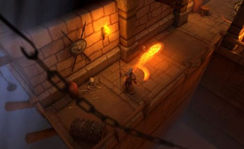 Первые скриншоты РПГ Skar: The Hammer Returns (9 скринов)