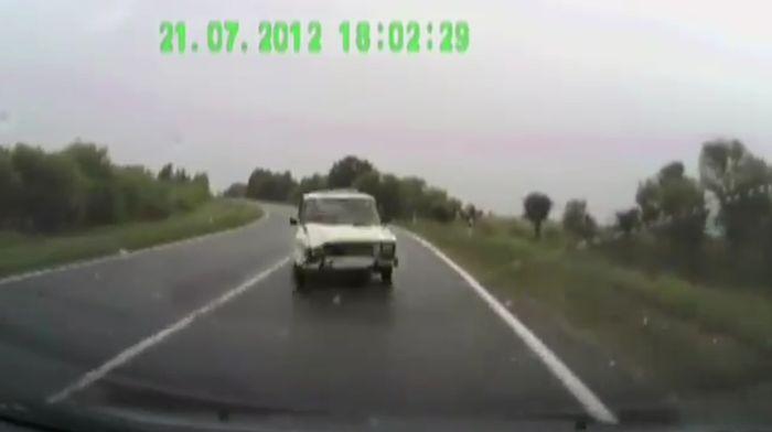 Авария дня часть 677 (фото+видео)