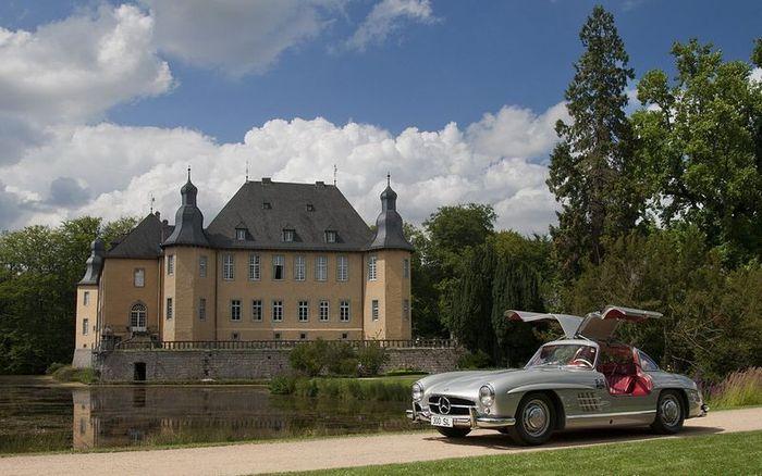 День классических автомобилей в немецком Rheinland (40 фото)