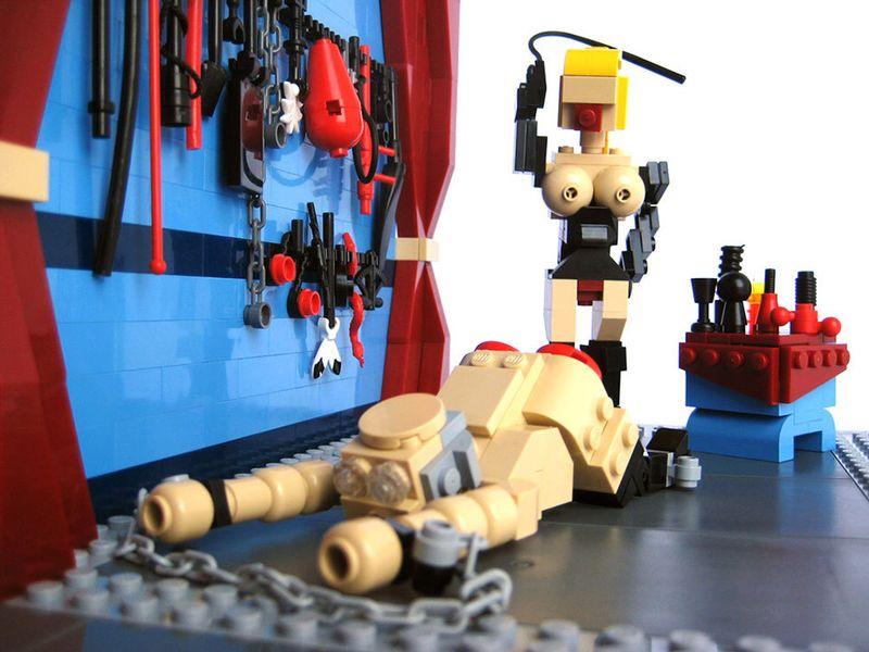 Lego hentai porn