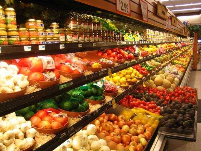 Полезные фасованные продукты (7 фото)