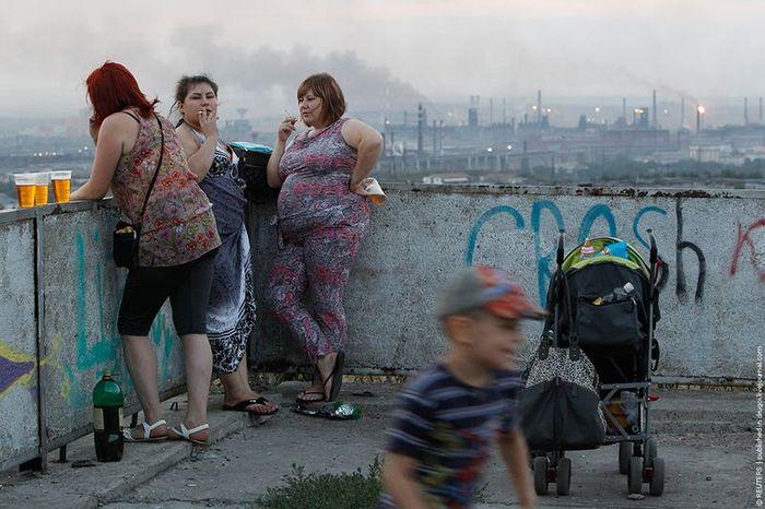 День города в Магнитогорске (7 фото)