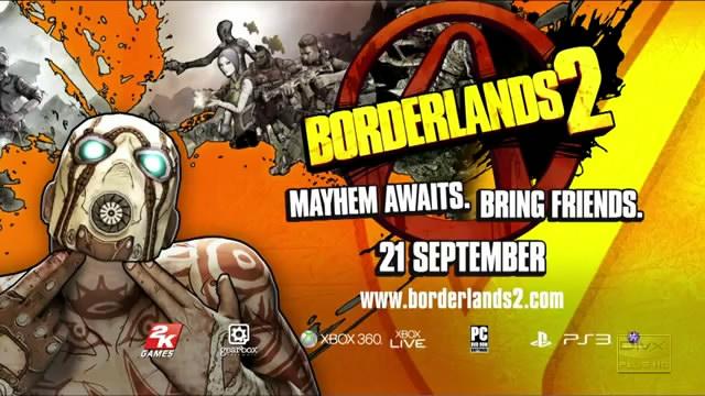 Видео Borderlands 2 – вызов Красавчика Джека (видео)