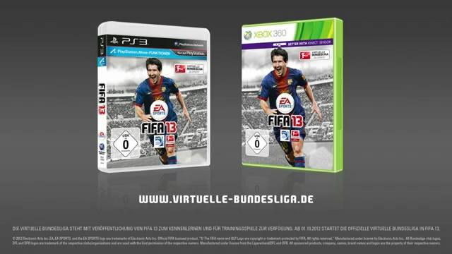 Видео FIFA 13 – важный матч (видео)