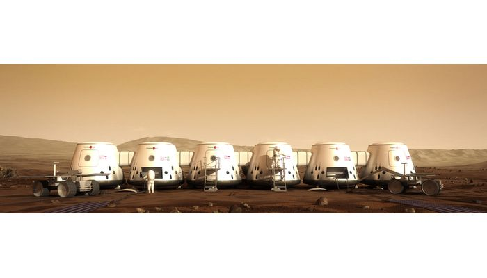 Проект Mars One (Марс Один) (10 фото)