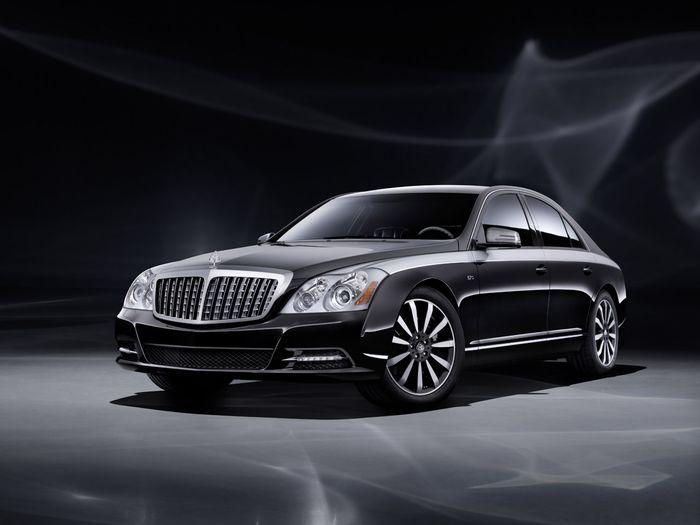Концерн Daimler официально подтвердил ликвидацию марки Maybach (8 фото)