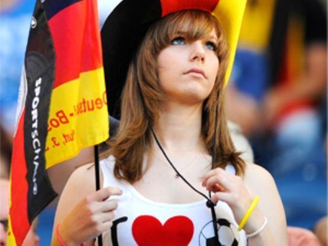 Что любят немецкие девушки #7