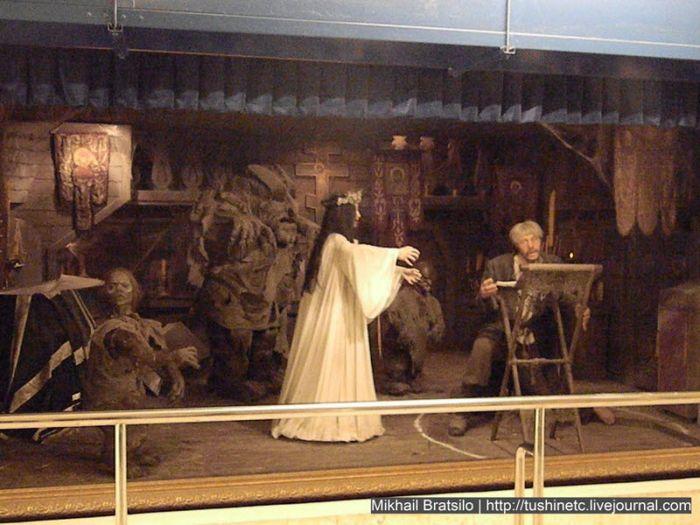 Музей Мосфильма в павильонах (27 фото)