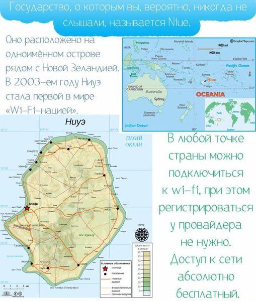 Райское место - остров Ниуэ (27 фото)