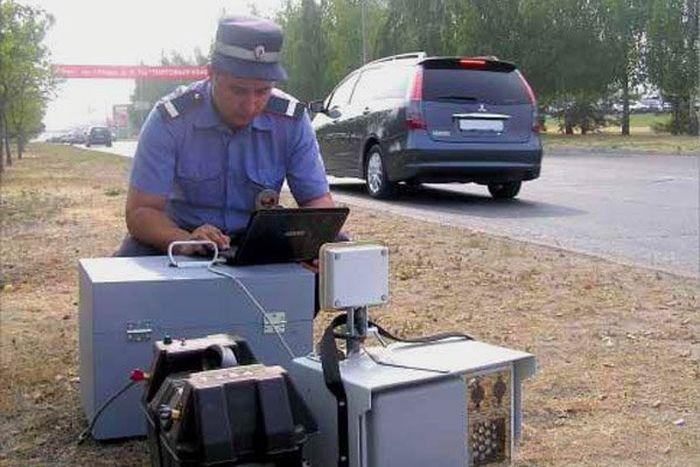 Глава МВД запретил гаишникам использовать радары без камер (текст)