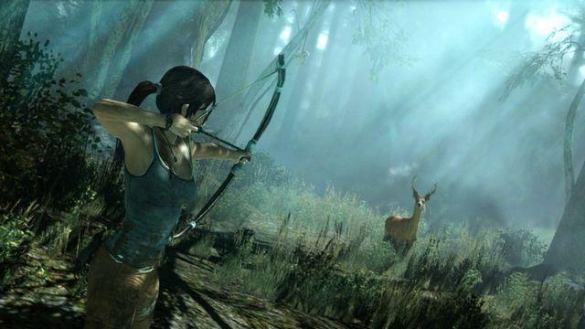 Скриншоты Tomb Raider – жестокие джунгли (15 фото)