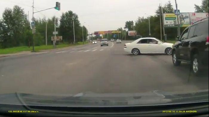 Авария дня часть 691 (фото+видео)