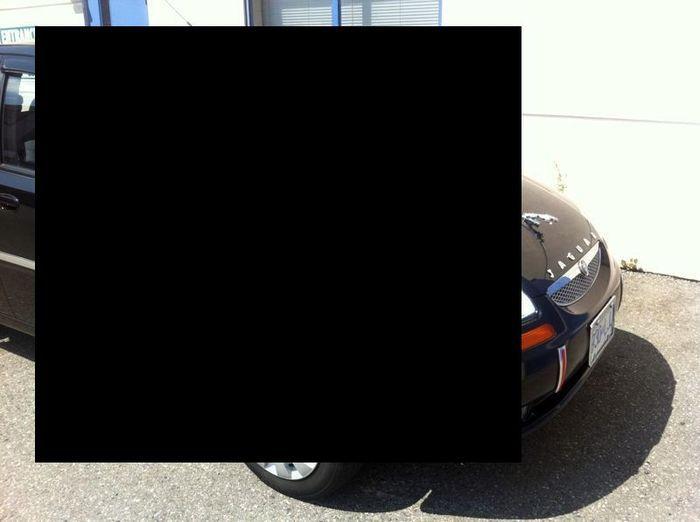 Ну очень хотелось Jaguar, но хватило только на шильдики (2 фото)