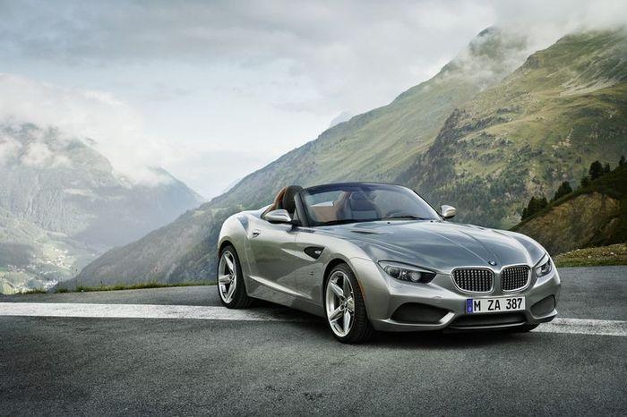 Кузовное ателье Zagato и компания BMW представили совместный BMW Z4 (32 фото)