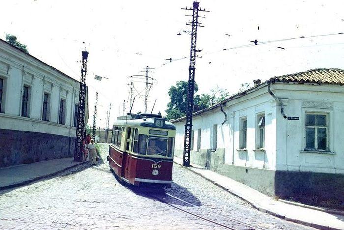 Реквием нашим трамваям (18 фото)