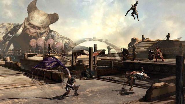 Скриншоты и арты God of War: Ascension (10 фото)