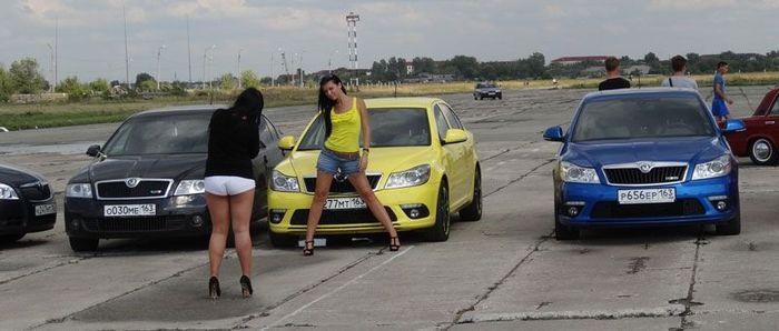 Автофестиваль CarFest 2 в Самаре (16 фото)