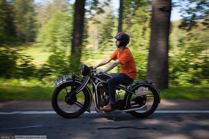 Мото-ралли Волхонская верста 2012 (36 фото)