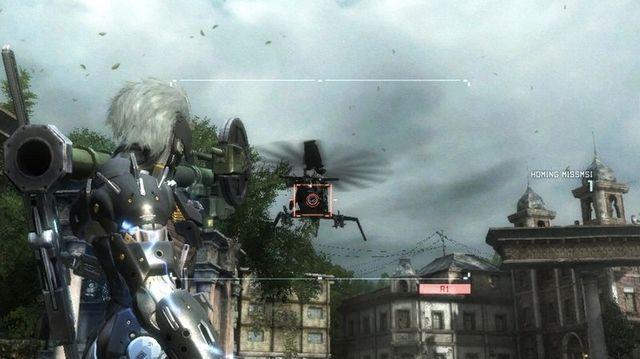 Metal Gear Rising: Revengeance - арты и скриншоты с GC 2012 (12 фото)