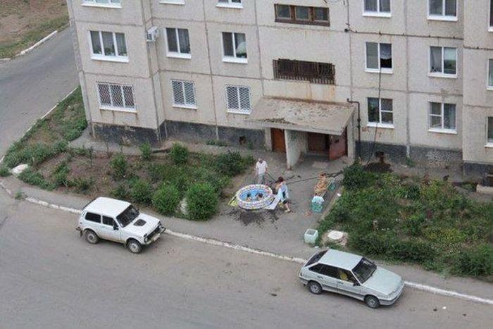 Такое возможно только в России. Часть 6. (60 фото)